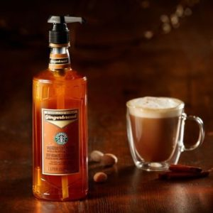 Starbucks ginger syrup 300x300 - スタバのシロップ全種種を紹介!シロップ追加や変更・増量カスタマイズも解説