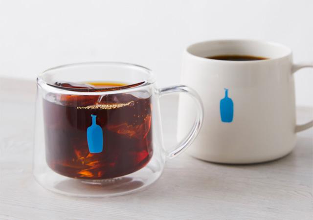 Blue Bottle Coffee glassmug - ブルーボトルコーヒー夏限定グッズ「清澄グラスマグ」無くなり次第終了