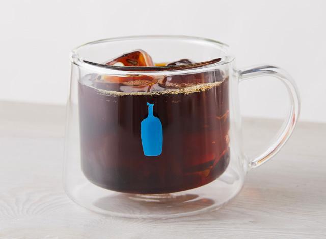 Blue Bottle Coffee glassmug2 - ブルーボトルコーヒー夏限定グッズ「清澄グラスマグ」無くなり次第終了