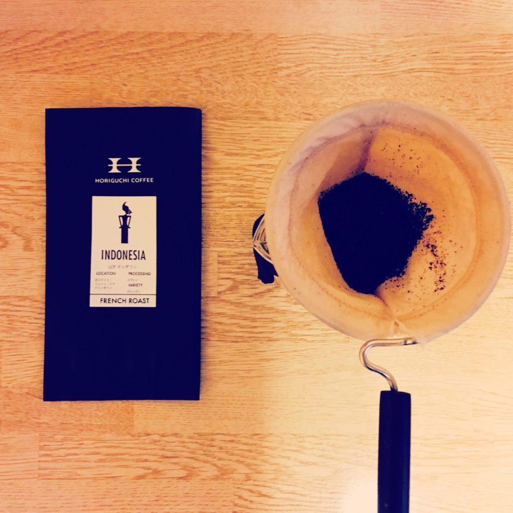 Horiguchi Coffee LCF Mandelin French 1024x1024 - 堀口珈琲のコーヒー豆LCFマンデリンを通販購入して飲んだ感想