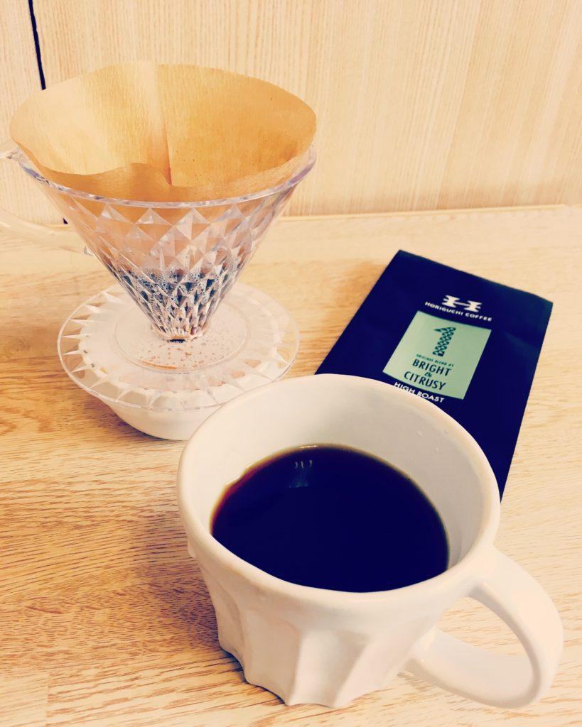 Horiguchi coffee blend 1 keycoffee 819x1024 - 堀口珈琲のブレンド#1は評判通りおいしい?正直に述べてみた