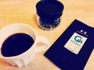 Horiguchi coffee guatemala Santa Catarina 1 300x225 - 【家庭用初】蒸気プレスの極上コーヒーがタッチ操作で簡単に飲める