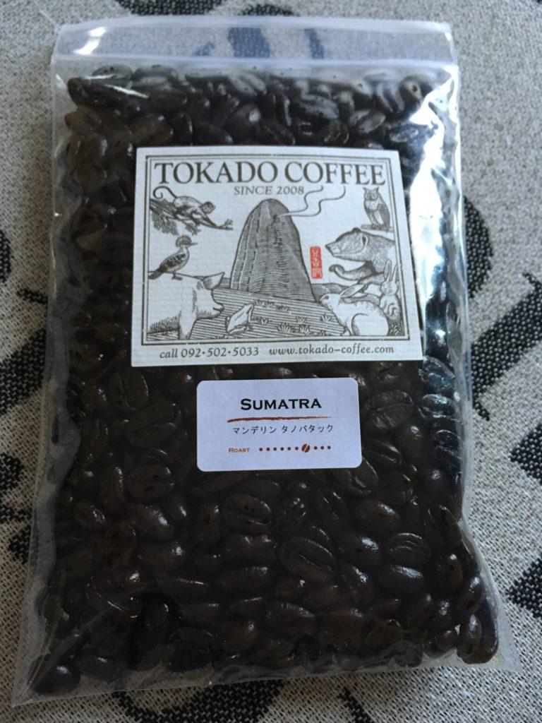 スマトラ マンデリン タノバタック(豆香洞コーヒー)