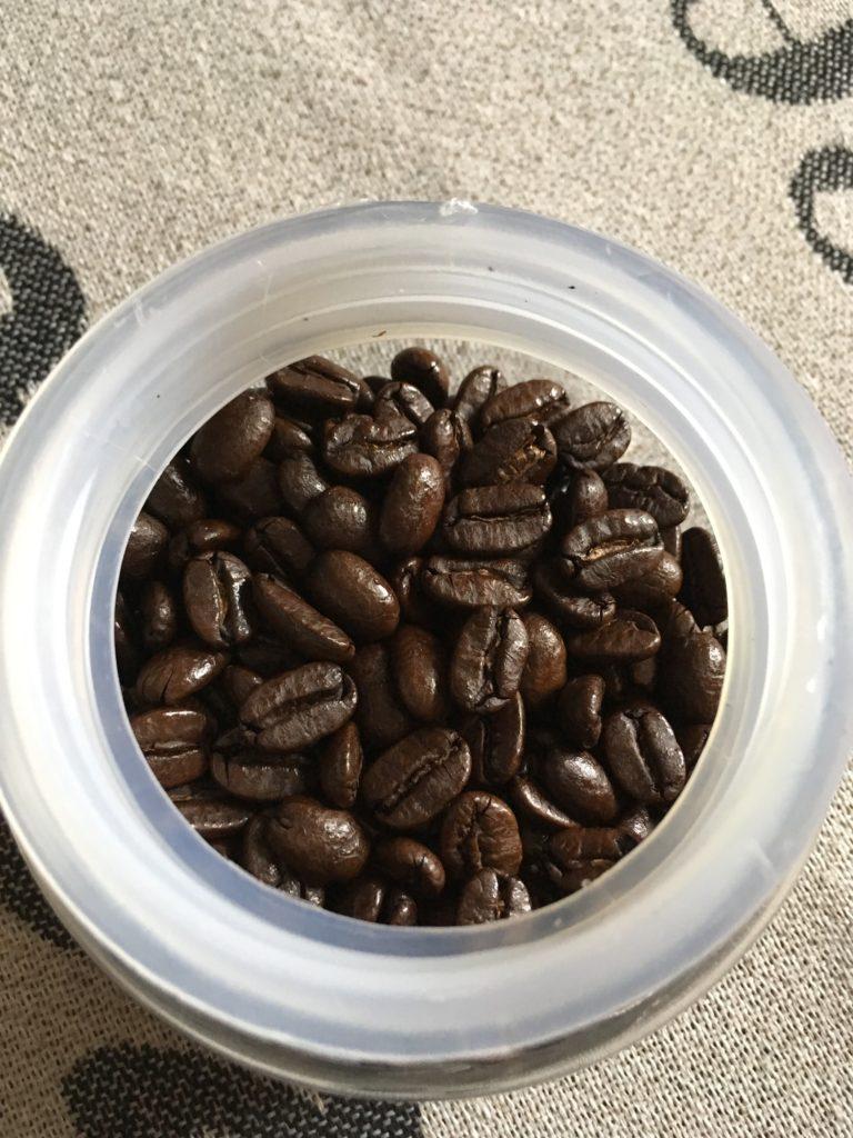 IMG 7963 768x1024 - 堀口珈琲のコーヒー豆LCFマンデリンを通販購入して飲んだ感想
