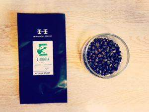 horiguchi coffee beans2 300x225 - 堀口珈琲のブレンド#1は評判通りおいしい?正直に述べてみた