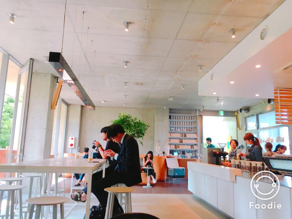 Bluebottlecoffee aoyama4 1024x768 - ブルーボトルコーヒー青山「ベラ・ドノヴァン」の風味をレビュー