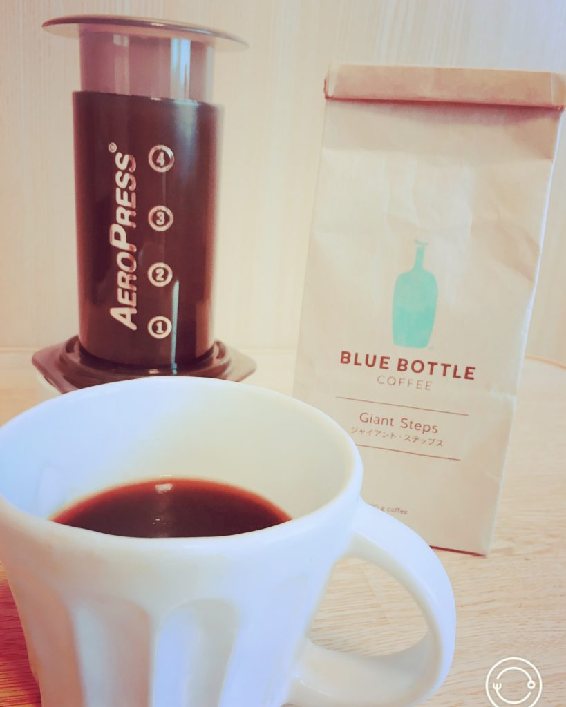 Bluebottlecoffee giant steps5 819x1024 - ブルーボトルコーヒーの豆ジャイアントステップスの風味をレビュー