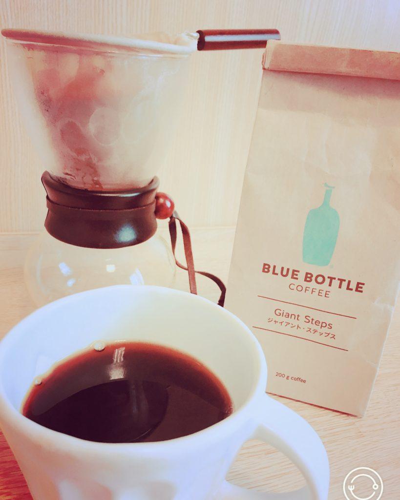 Bluebottlecoffee giant steps6 819x1024 - ブルーボトルコーヒーの豆ジャイアントステップスの風味をレビュー