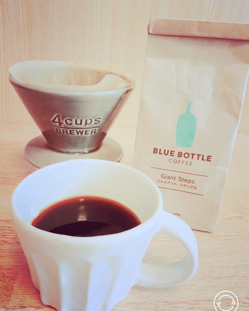Bluebottlecoffee giant steps7 819x1024 - ブルーボトルコーヒーの豆ジャイアントステップスの風味をレビュー