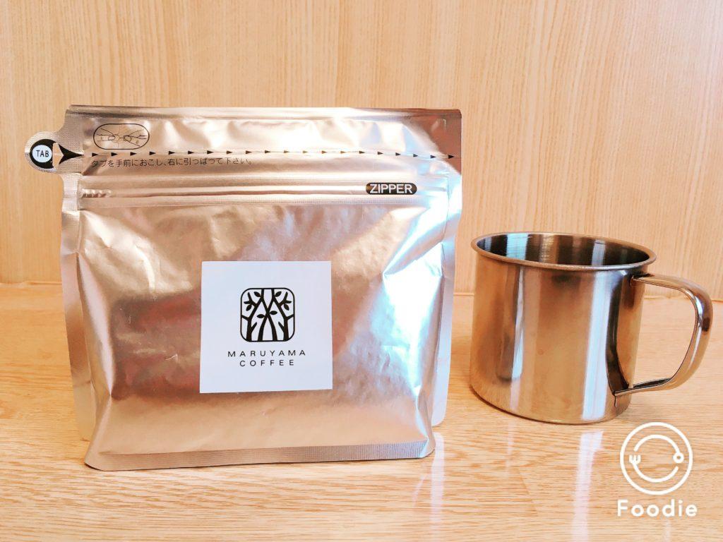 Marumaya coffee 1024x768 - おいしいと評判の丸山珈琲のスマトラ豆を取り寄せて飲んでみた