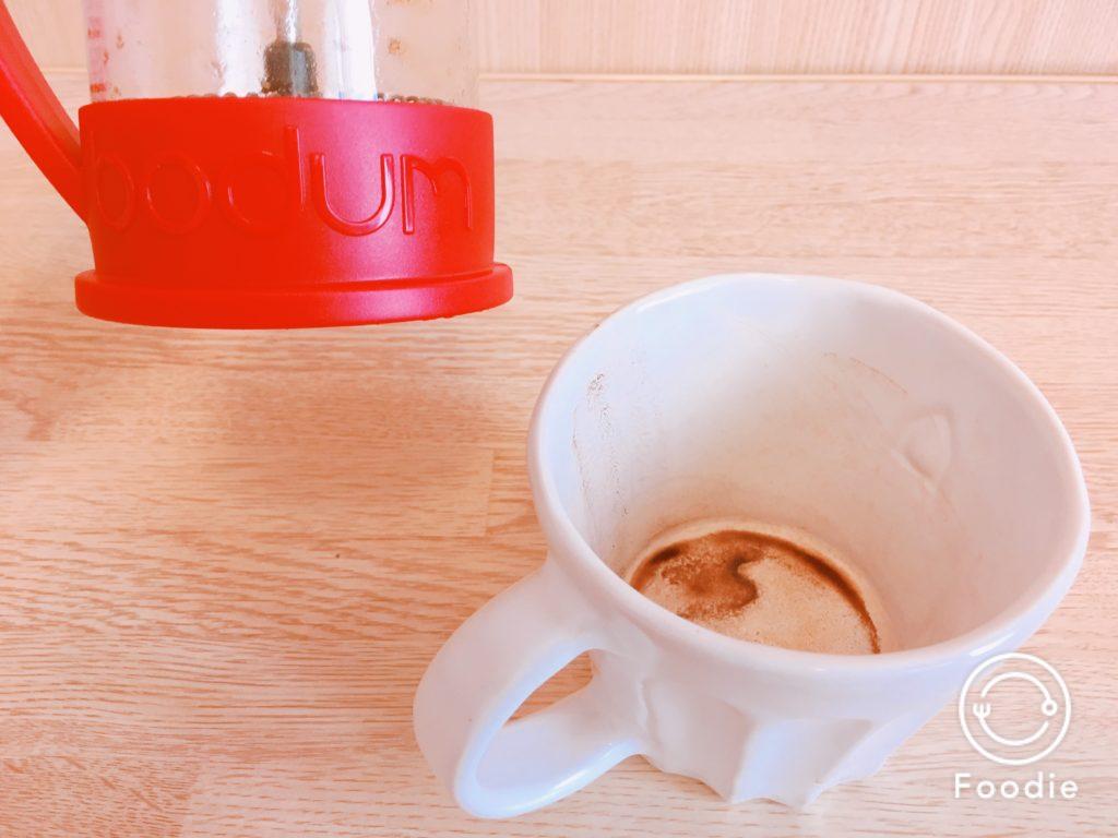 Marumaya coffee6 1 1024x768 - おいしいと評判の丸山珈琲のスマトラ豆を取り寄せて飲んでみた