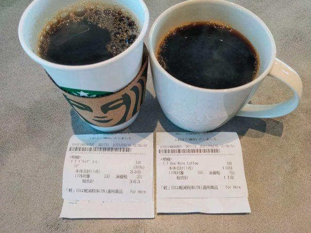 スタバのドリップコーヒーをお得に飲む方法