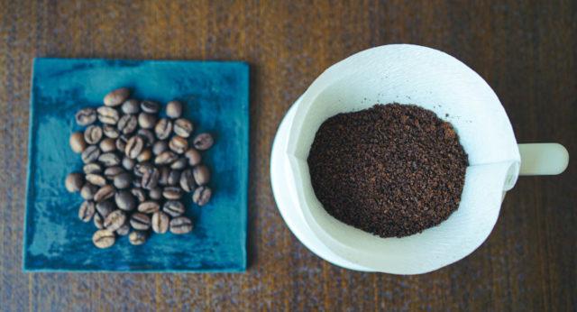 コーヒー豆とコーヒー粉のメリット