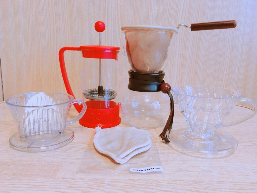 Drippers 3 1024x768 - スタバのコーヒー豆「ハウスブレンド」を飲んだ感想を正直に述べる