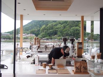 arabica kyoto8 - アラビカ京都(Arabica Kyoto)世界一のラテアートが楽しめる