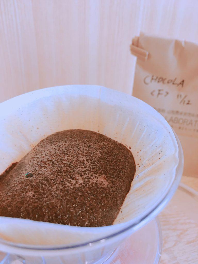 cafe laboratory brazil chocolat4 768x1024 - 山形・CAFE LABORATORYのブラジルショコラを飲んでみた