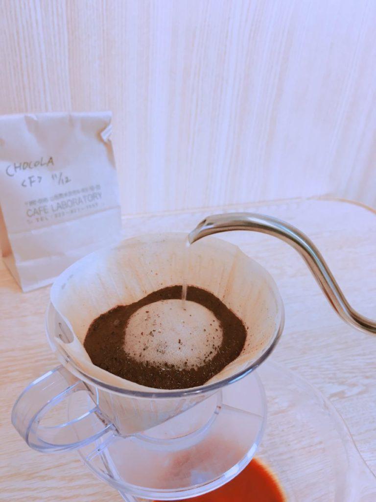 cafe laboratory brazil chocolat5 768x1024 - 山形・CAFE LABORATORYのブラジルショコラを飲んでみた