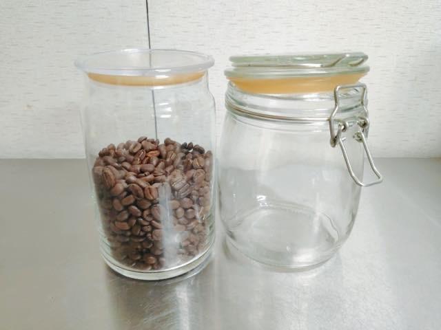 コーヒー豆の保存はキャニスター(保存缶)を使用するのがおすすめ
