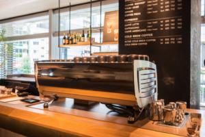 starbucks espresso machine3 300x200 - スターバックスリザーブで飲んだコーヒーの感想や普通のスタバとの違いを解説