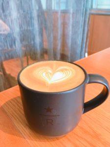 starbucks homemade vanilla latte 225x300 - スターバックスリザーブで飲んだコーヒーの感想や普通のスタバとの違いを解説