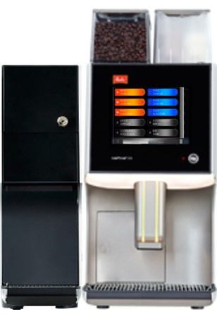 LAWSON Melitta20180223 - ローソン・マチカフェが新型コーヒーマシンを導入!抽出時間を約4割も短縮