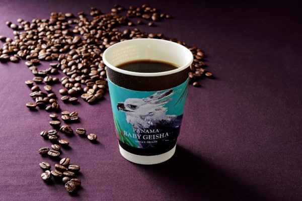 LAWSON babygeisha 600x400 - ローソン・マチカフェ「パナマベイビーゲイシャ」新登場!コンビニコーヒー史上最高価格の風味とは!?