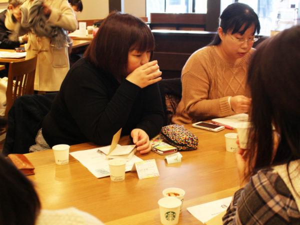 starbucks coffee seminar2 600x450 - スタバのコーヒーセミナー「フードペアリング Coffee Meets Chocolate」ってどんな内容?