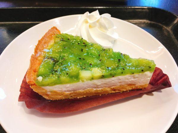 starbucks kiwi fruit tart 1 600x450 - スタバフード「キウイフルーツタルト」感想とおすすめカスタマイズは?