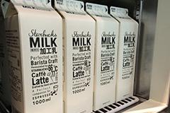 ミルクを低脂肪、無脂肪乳に変更