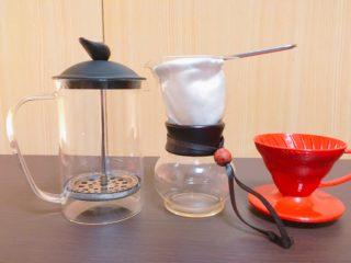 IMG 3347 320x240 - プリンスコーヒーのマンデリンを飲んだ感想【コーヒー豆通販レビュー】