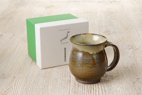 20190716 1 - スタバの新作マグカップ「コーヒーアロママグ小代焼」地域限定で新発売!