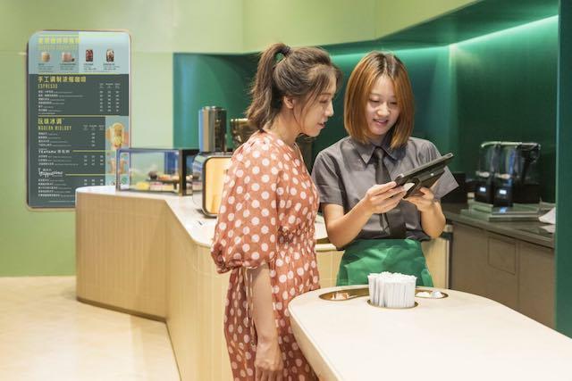 SBX20190711 Beijing Express Store 8 1024x683 - スターバックスナウ モバイルオーダーやデリバリー中心の店舗が中国北京にオープン