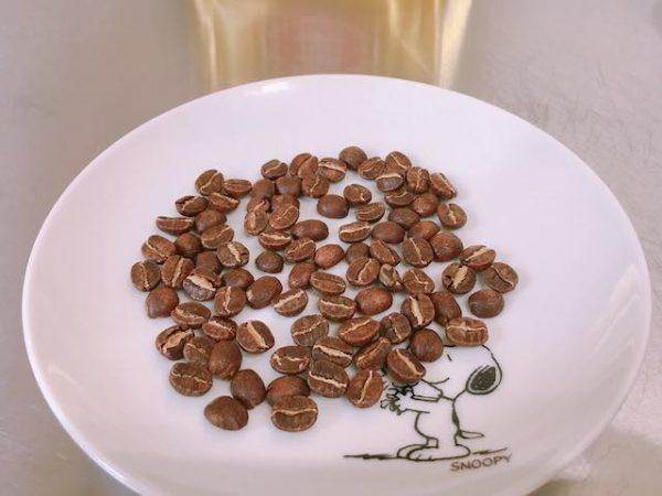 IMG 5577 600x450 - コーヒー豆「セントヘレナ バンブーヘッジ」100g6,000円の希少銘柄は紅茶のようなコーヒー