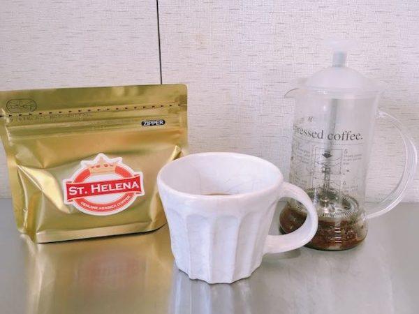 IMG 5583 600x450 - コーヒー豆「セントヘレナ バンブーヘッジ」100g6,000円の希少銘柄は紅茶のようなコーヒー