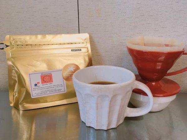 IMG 5599 600x450 - コーヒー豆「パナマゲイシャ エスメラルダ農園」100g6,000円の希少銘柄は果実感あふれるジューシーさ