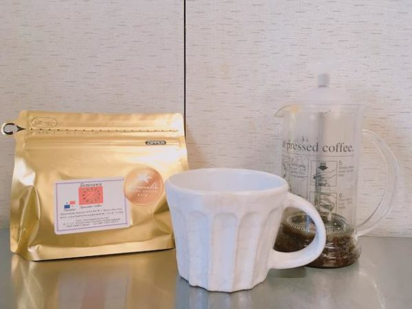 IMG 5600 600x450 - コーヒー豆「パナマゲイシャ エスメラルダ農園」100g6,000円の希少銘柄は果実感あふれるジューシーさ