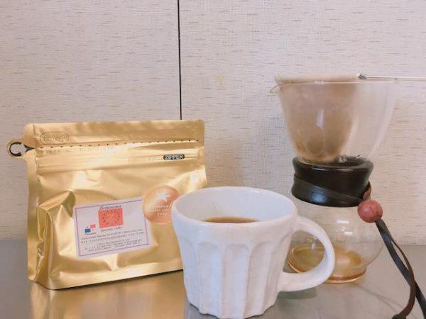 IMG 5601 600x450 - コーヒー豆「パナマゲイシャ エスメラルダ農園」100g6,000円の希少銘柄は果実感あふれるジューシーさ