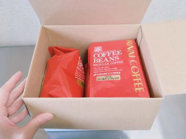 IMG 5614 600x450 - 澤井珈琲はまずい?コーヒー豆3種を楽天通販で買ったレビューまとめ
