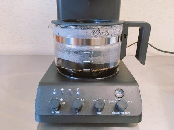 IMG 5705 600x450 - ツインバード全自動コーヒーメーカー【CM-D457B】感想を正直に述べる