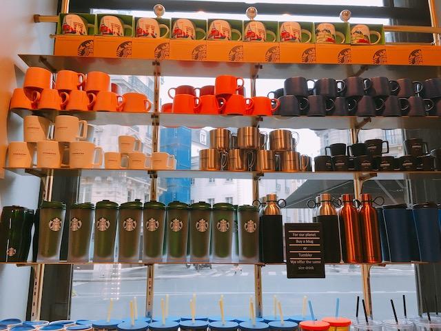 IMG 6047 - フランススタバのタンブラー・マグカップなどのグッズ紹介|ドリンクの注文方法やおすすめ店舗も
