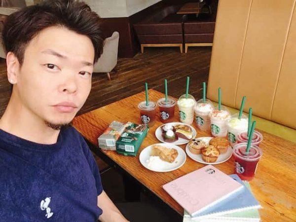 スタバ新作【ほうじ茶クリームフラペチーノ&ラテ】カスタマイズ・カロリー