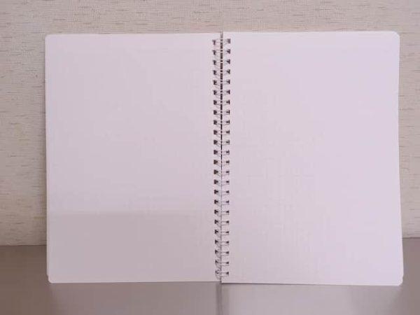 IMG 6484 600x450 - スタバ×コクヨ【キャンパスリングノート】2019年8月30日発売|ホワイト以外は再入荷なし。ピンクは早期完売の予感