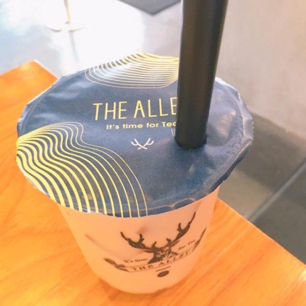 th IMG 6630 600x600 - ジアレイ【ロイヤルNo.9タピオカミルクティー】味やカロリー|お茶の上品な味わいが印象的