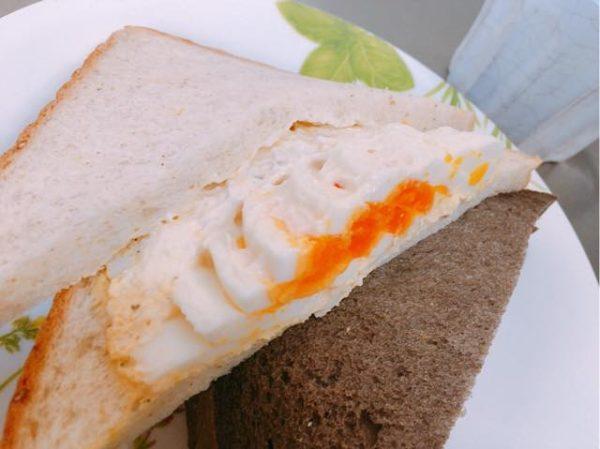 th IMG 6730 600x449 - スタバ【エッグ&ハムチーズサンドイッチ】カロリーや感想を正直に述べる