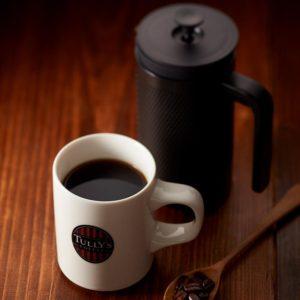 decaf 300x300 - タリーズ【コーヒープレス デカフェ カフェインレスコーヒー】華やかな風味香る一杯