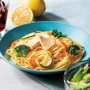 th chickenlemon pasta 190314 600x600 - タリーズ全ランチメニュー一覧|値段・カロリー・注文できる時間帯は11:30から閉店まで