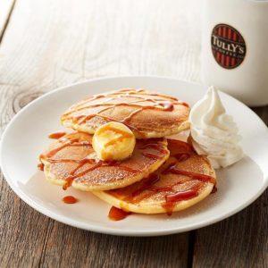 th pancake maplebutter 190930 300x300 - タリーズ【クラシックパンケーキ メープルバター】カロリーや感想を正直に述べる