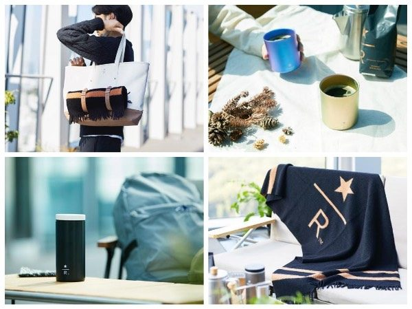 Collage Fotor11 600x449 - スタバロースタリー東京×スノーピークのコラボグッズ第2弾発売!トートバッグとブランケット