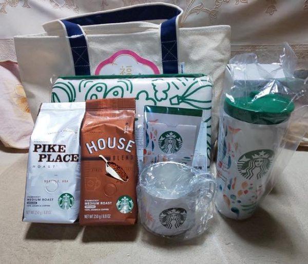 th Starbucks luckybag2020 6 600x515 - スタバの歴代福袋の中身を2009年から2020年までまとめてみた