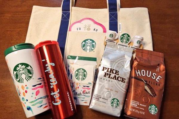 th Starbucks luckybag2020 9 600x399 - スタバ福袋2020中身を全パターン一挙公開!ハズレ福袋は総額2000円安い